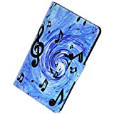 Herbests Compatible avec Samsung Galaxy Tab 3 Lite 7.0 T110 Coque Smart Cover Ultra-Mince Folio...