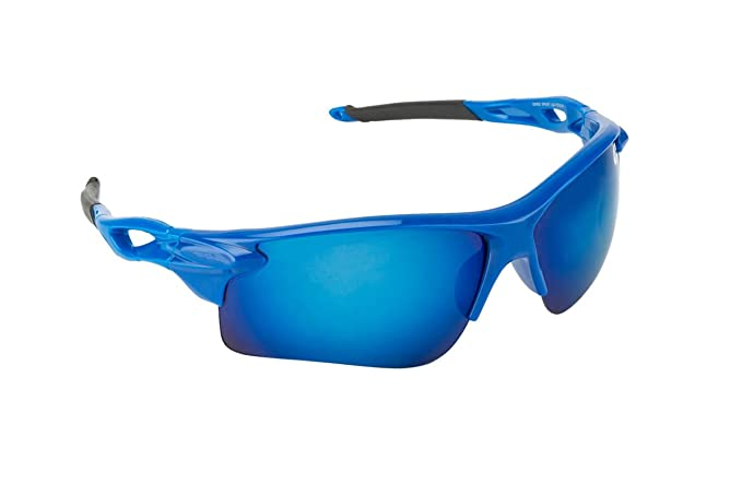Buy Swiss Sports Blue Frame Blue Mirror Sports Goggles For Men & Women at Amazon.in