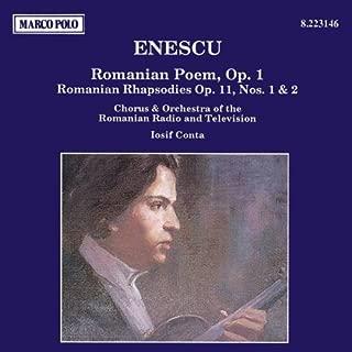 Romanian Poem: Moderato - Adagio - Allegro vivo - Adagio - Moderato - Presto