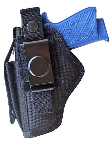 Federal Holsterworks Holster with Magazine Pouch Fits Bersa Thunder 380 & Concealed Carry