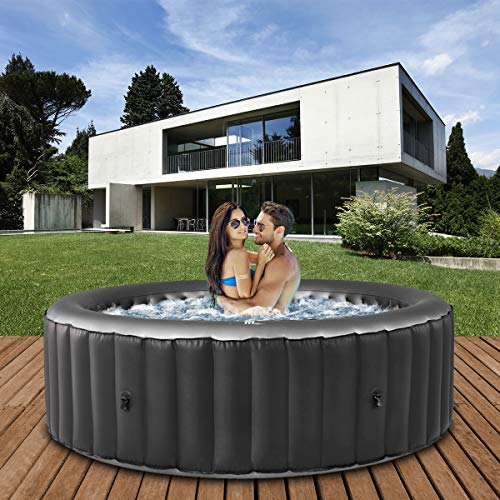 Miweba MSpa aufblasbarer Whirlpool 2021...