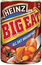 Heinz Big Eat All Day Breakfast Canned Meal, 410g