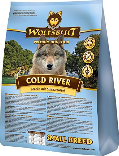 Wolfsblut Cold River Small Breed Cold River Small Breed 2 kg