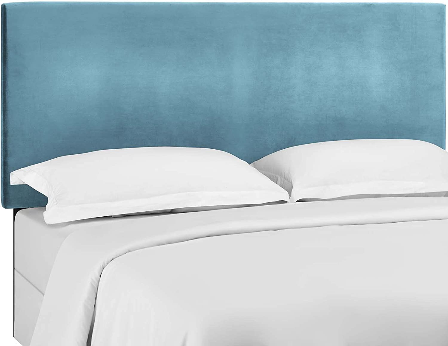 Modway Taylor Twin Max 58% OFF Upholstered Sea Performance Velvet Headboard Ranking TOP5