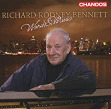 Richard Rodney Bennett: Words and Music