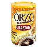 Crastan Orzo Solubile 100% Italiano - Barattolo 200 gr