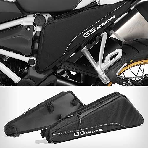 HWH Caja de herramientas de la bolsa de colocación de la herramienta de reparación de motocicletas Marco de herramientas de paquete triple-linea para B.M.W R1200GS ADV LC R1250GS F750GS F850GS R1200R