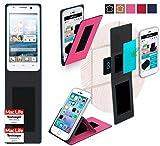 Hülle für Huawei Ascend G525 Tasche Cover Hülle Bumper | Pink | Testsieger
