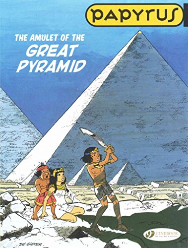 [(Papyrus : The Amulet of the Great Pyramid)] [By (author) Lucien De Gieter ] published on (June, 2015)