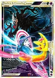 Pokemon Darkrai & Cresselia Legend (Full - Top & Bottom) - Triumphant #99 + #100 - Po...