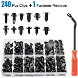 DKIIGAME 240pcs Car Retainer C...