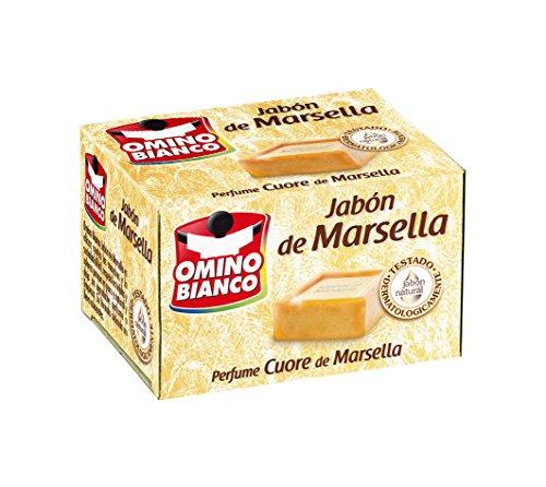 Omino Bianco - Pastilla Jabón, 250 g - [paquete de 6]