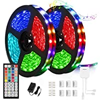 Juoyou 32.8ft LED Color Changing Lights Strips