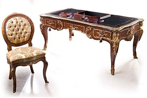 LouisXV Barocco scrivania Stile Antico mosr1535