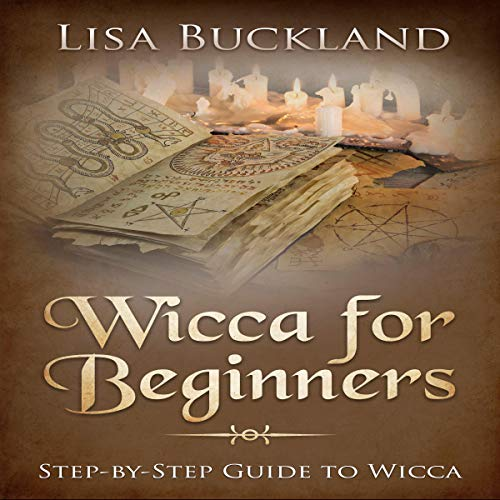 Wicca for Beginners cover art