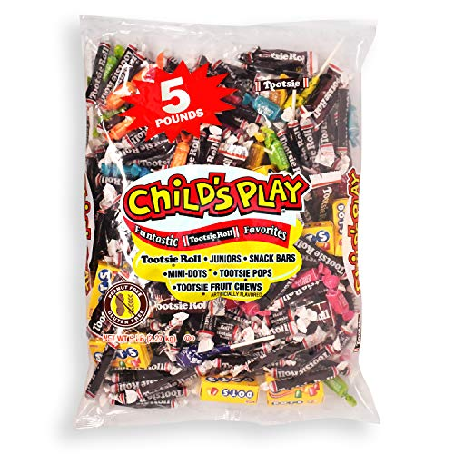 Tootsie Roll Child's Play Favorites, Funtastic Candy Variety Mix Bag,...