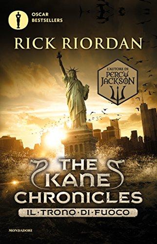 The Kane Chronicles - 2. Il trono di fuoco (The Kane Chronicles (versione italiana))
