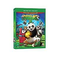 Kung Fu Panda 3 - Blu-Ray 3D + Blu-Ray