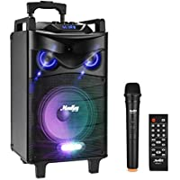 Moukey 520 Watt Peak Power Bluetooth Karaoke Machine