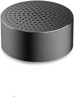 HONGTAI Speakers, Wireless Bluetooth Speaker, Multimedia Audio Speaker - Gray (Color : Silver)