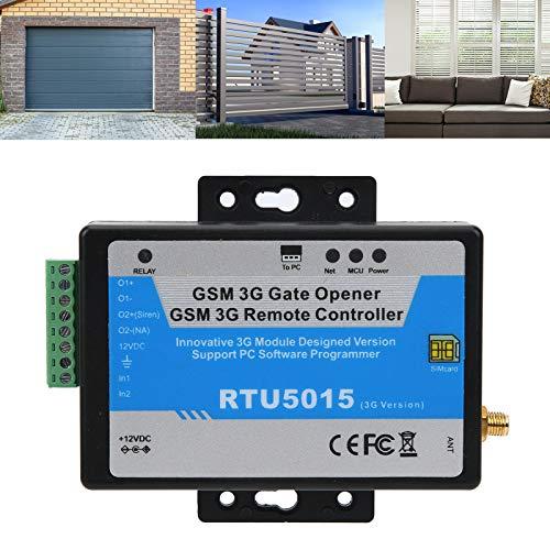 Abridor de puerta 3G, conmutador de acceso remoto del abridor, conmutador de relé remoto, control remoto del teléfono del abridor, 12 V CC / 2 A, soporte para tarjeta SIM de 3 V(Versión australiana)