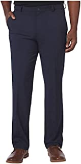 Greg Norman Mens ML75 Ultimate Travel Golf Pants Black 40/32