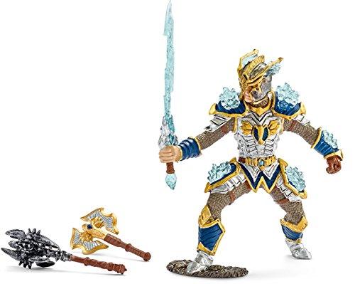 SCHLEICH 70123 - Greifenritter Held mit Waffen