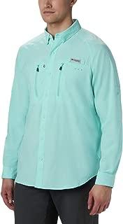 Columbia Men's PFG Terminal Tackle Long Sleeve Woven, Breathable, UV Sun Protection