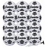 Franklin Sports Soccer Balls - Size 4 F-100 Soccer Balls - Youth...