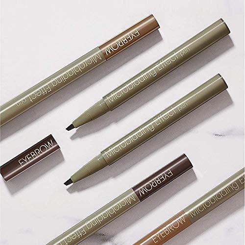 Long-Lasting Microblading Effect Pen Waterproof (1#, 1 Pcs)