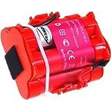 akku-net Powerakku 2500mAh (18V) für Rasenroboter Gardena R40 Li, R40Li, R45 Li, R45Li / ersetzt folgende Akkus 574 47 68-01, 505 69 73-20