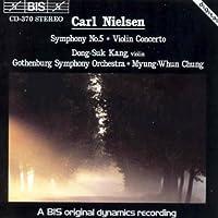 Nielsen: Symphony No. 5, Violin Concerto (1994-09-23)