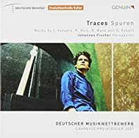 Traces Spuren (Percussion works) by Hong, Hommel Fischer (2009-09-29)
