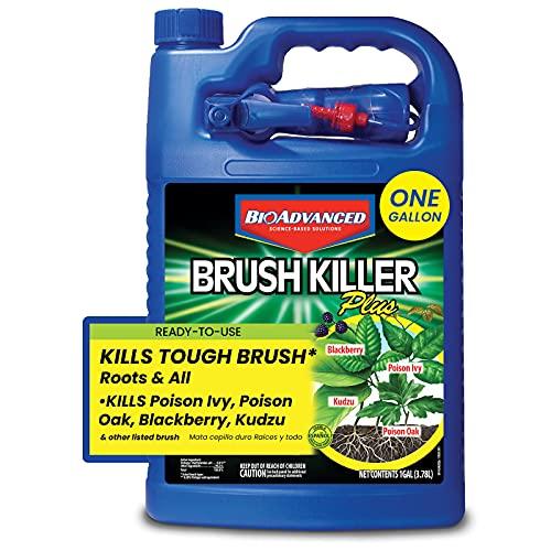 BioAdvanced 704655A Triclopyr Kills Kudzu, Poison Ivy and...