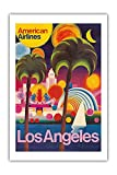 Pacifica Island Art Los Angeles, Kalifornien - American