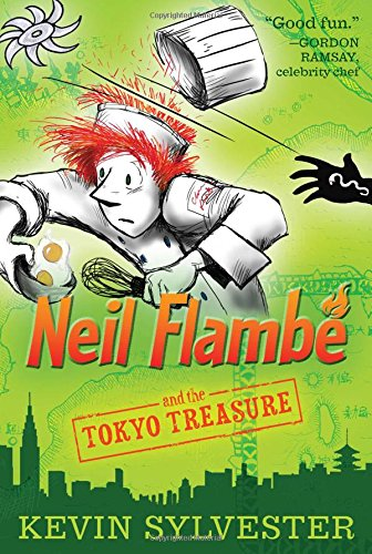 Neil Flambé and the Tokyo Treasure (Volume 4)