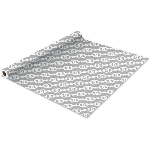 "Self Adhesive Shelf Liner - 2 Pack - Lexington Dove Gray,18"" H X 120""L/1.5ft X 10 ft each (APPROX 30 SQ FT)"