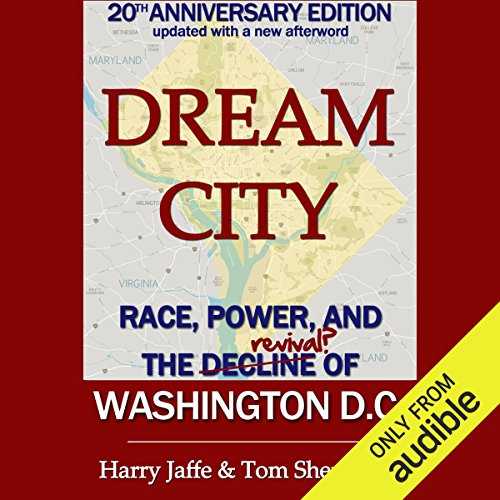 Dream City audiobook cover art