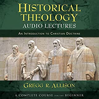 Historical Theology audiobook cover art