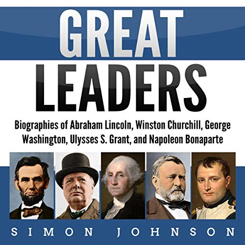 Great Leaders audiobook cover art