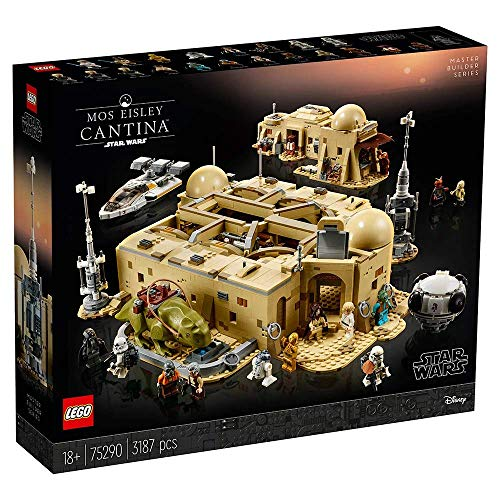 LEGO Star Wars Mos Eisley Cantina Konstruktionsspielzeug