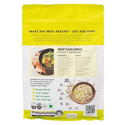 ヘンプフーズジャパン 有機麻の実ナッツ ヘンプシードナッツ 1kg