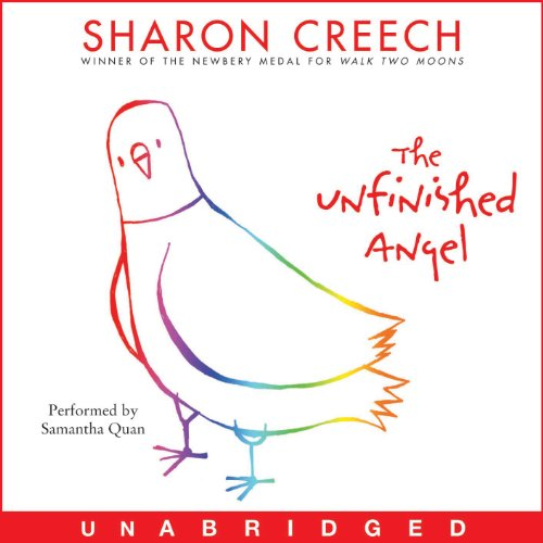 The Unfinished Angel audiobook cover art