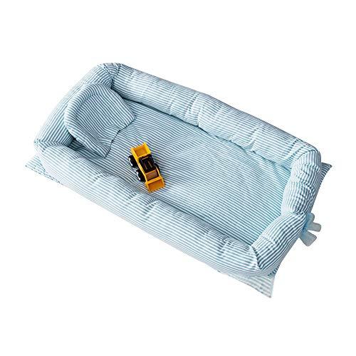 Best Price wavewave Lightweight Baby Bassinet, Portable Sleeping Baby Bed, Baby Lounger Newborn Nest...