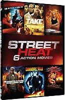 Street Heat - 6 Action Films [DVD] [Import]