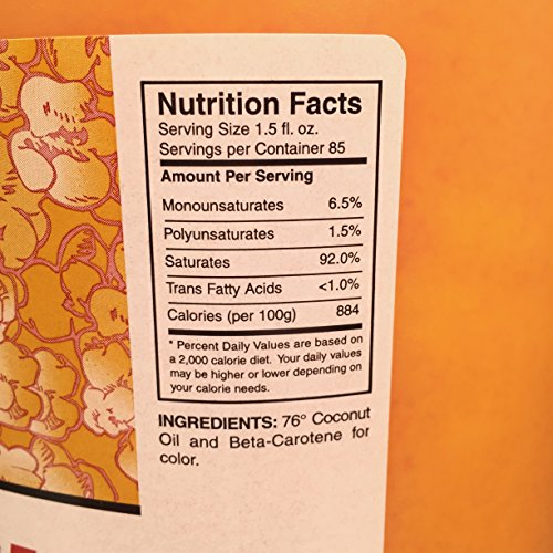 Product Image 3: Paragon – Manufactured Fun Coconut Popcorn Popping Oil (Gallon)