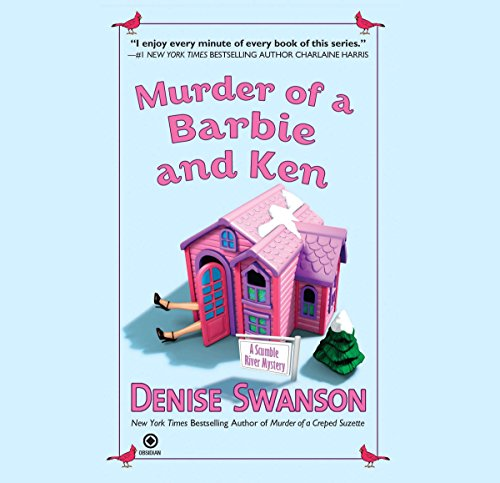 Murder of a Barbie and Ken cover art