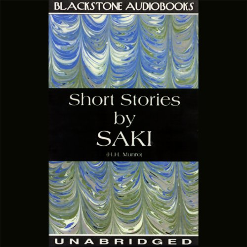 Short Stories by Saki cover art
