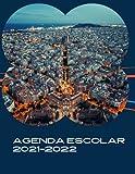 Agenda ESCOLAR 2021-2022: barcelona, cataluña, españa, europa, ciudad, club de fútbol o balonmano, baloncesto etc ... diario escolar 2021-2022 Para ... cuaderno de notas |Una semana en dos páginas