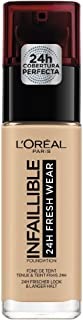 L'Oreal Paris, Infallible 24hr Freshwear Foundation 120 Vanilla
